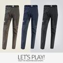 [마운틴가이드]겨울 등산복/단체복/작업복/클라이밍/기능성 남성 기모 등산바지 WKM-P7413