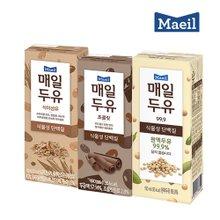 [매일두유] 매일두유 99.89 식이섬유 초콜릿 190mlX24팩 택1