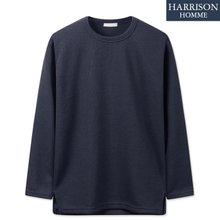 [해리슨] 남자 무지 골지 티셔츠 NTC1268