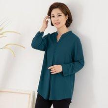 마담4060 엄마옷 단추있는셔츠 QBL908092