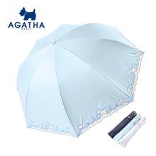아가타 S스코티하트오간디 슬림 양산 AG1813 백화점양산