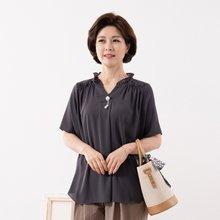 마담4060 엄마옷 하나뿐인블라우스 QBL907064