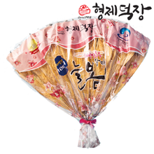 [형제덕장] 늘봄 명품 황태포 60g x 10미