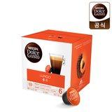 [5박스이상 구매시 무료배송]네스카페 돌체구스토 커피캡슐-룽고