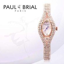 폴브리알(PAUL BRIAL) 여성시계(보르도/PB8005QRG/팔찌밴드)