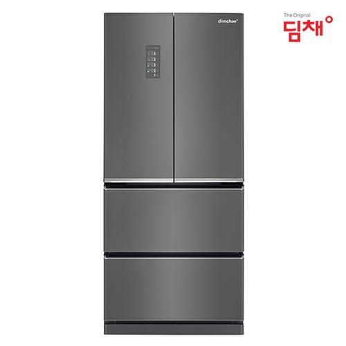 [딤채4룸][551리터](냉장고or건조기)+공청기[LDQ57DHRZK]