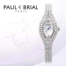 폴브리알(PAUL BRIAL) 여성시계(보르도/PB8005QWS/팔찌밴드)