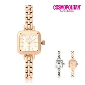 [코스모폴리탄]여성 메탈 시계 CPM1528