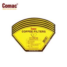코맥 커피여과지 샵1Y(500매)-FY1 [커피필터/거름종이/핸드드립/드립용품/커피용품]