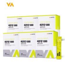 VV 레몬밤 분말 스틱 6박스 (총 180포)