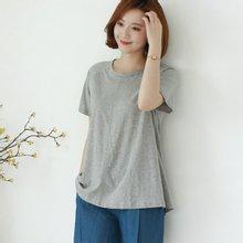 [웬디즈갤러리]A라인 면티셔츠 JTS007