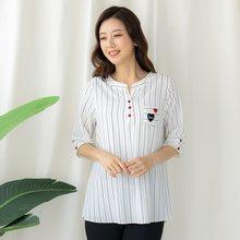 마담4060 엄마옷 하트포켓티셔츠-ZTE005020-
