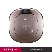 [LG] 로보킹 터보 메탈릭골드 R76GIM