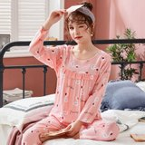모스트2078F 하이밍고 여성 잠옷 홈웨어 세트