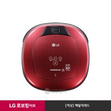 [LG] 로보킹 터보 메탈릭레드 R76CIM