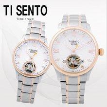 티센토(TISENTO) 남녀손목시계(TS50301CB/메탈/오토매틱)택1