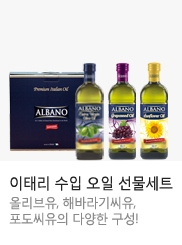 신석식품/가공식품 알바노오일_T배너