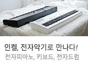 소리의 명가 인켈, 전자악기 브랜드전