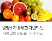 자연에서 나온 영양소 모음전