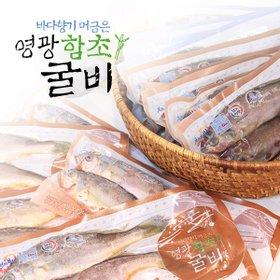 [연애]영광법성포진공굴비 30미(18~20cm내외,마리당60g)
