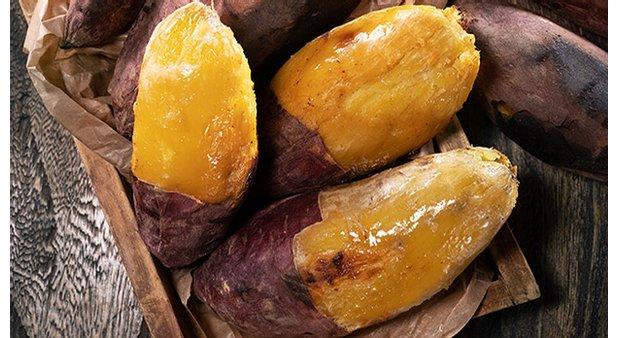 [20년수확] 해남 첫사랑 햇 꿀고구마 3kg 특상 x 2박스 (개당100-300g/총6kg)