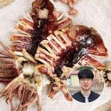 [산지장터] 경북 포항 이호성님의 반건조오징어 10미 (1.3kg내외)