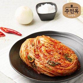 [주인옥]주인옥 영양포기김치 5kg+5kg