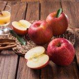 맛있는 사과 가정용 흠과 중대과 크기 7.5kg