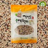 [증산왕 김연도]100% 국내산 웰빙 오색현미 500g x 7봉