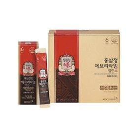 [정관장]홍삼정에브리타임밸런스 30포/1박스+3포 세트
