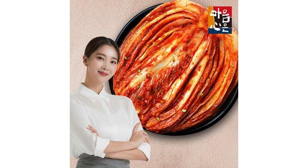 [마음심은] 소문난 포기김치 7kg / 오윤아가 추천하는 김치