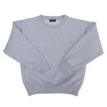 [발렌시아가 키즈] 로고 558145 TDV29 1302 키즈 긴팔 기모 맨투맨 티셔츠