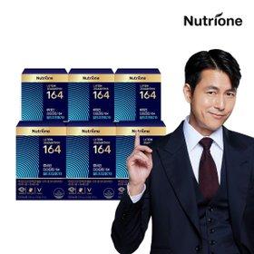 [뉴트리원]정우성 루테인지아잔틴164 알티지오메가3 6박스(6개월분)